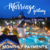2020 Marriage Getaway - Monthly Payments