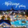 2020 Marriage Getaway - Weekly Payments