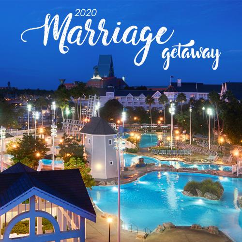 Marriage Getaway 2020