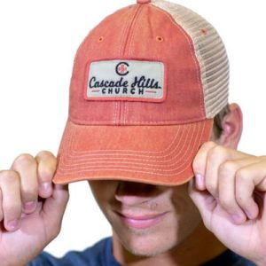 Old Favorite Trucker Hat - Nantucket