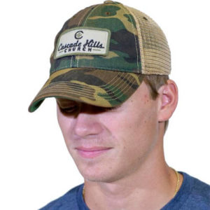 Old Favorite Trucker Hat - Army Camo
