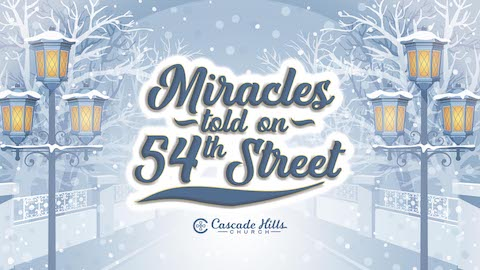 Miracles Told on 54th Street