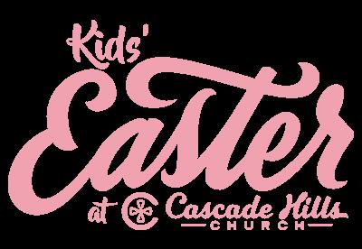 Cascade Kids Easter Logo