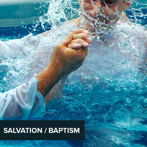Salvation & Baptism Stories