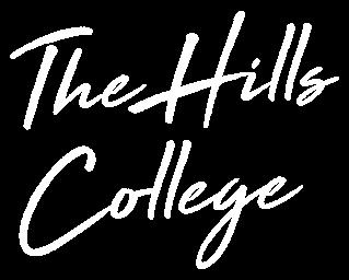 The Hills College Logo