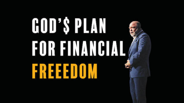 God's Plan for Financial Freedom